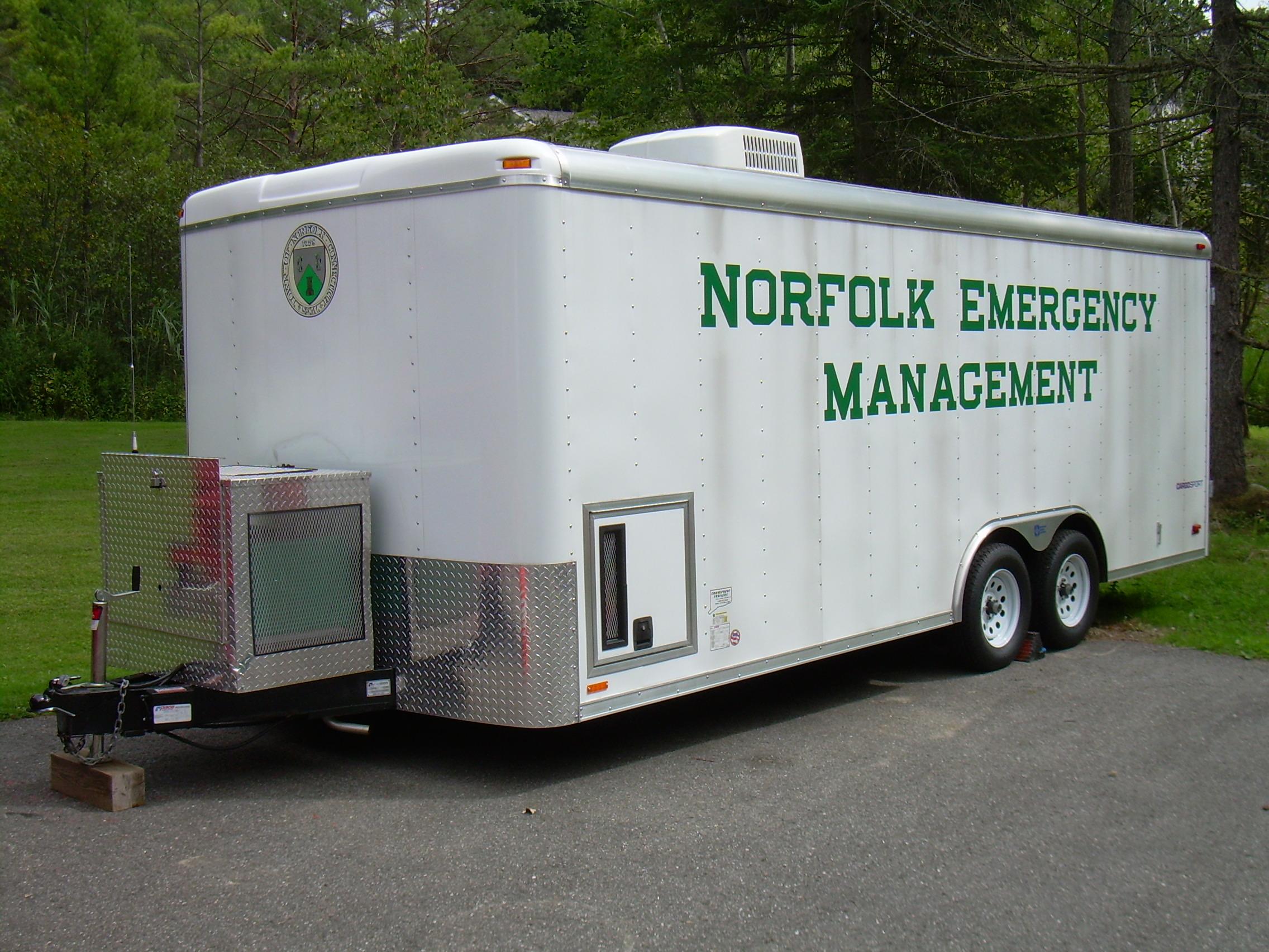 Norfolk EM Trailer